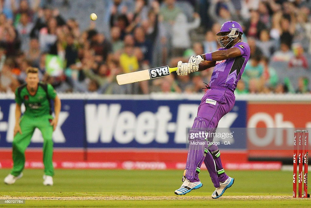 Big Bash League - Melbourne v Hobart
