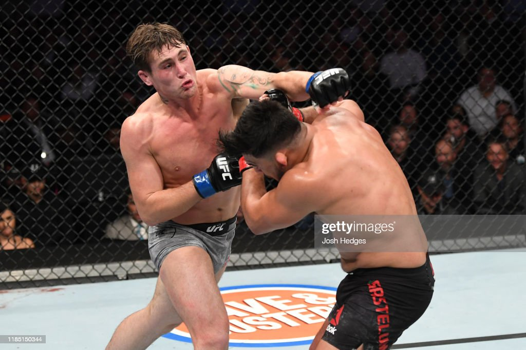 UFC 244: Gastelum v Till : News Photo