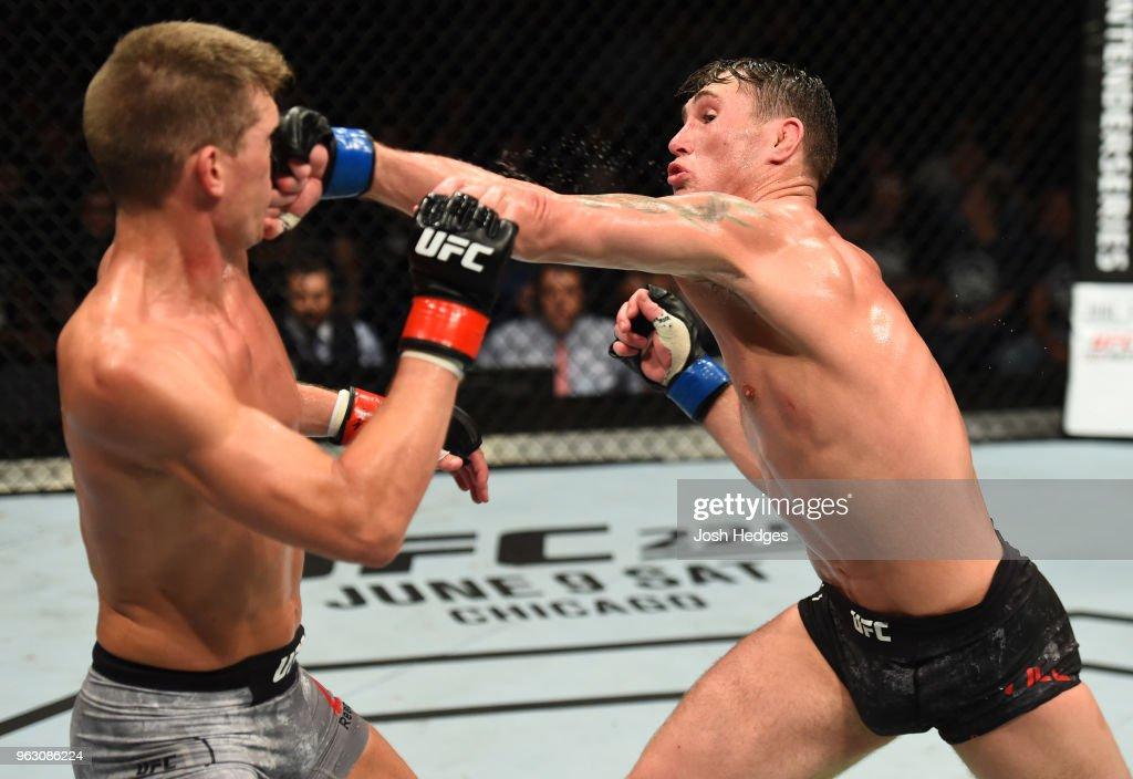 UFC Fight Night: Thompson v Till : News Photo