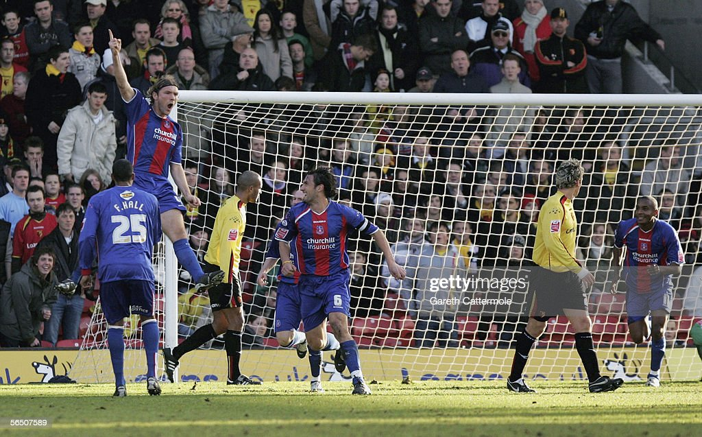 Watford v Crystal Palace : News Photo