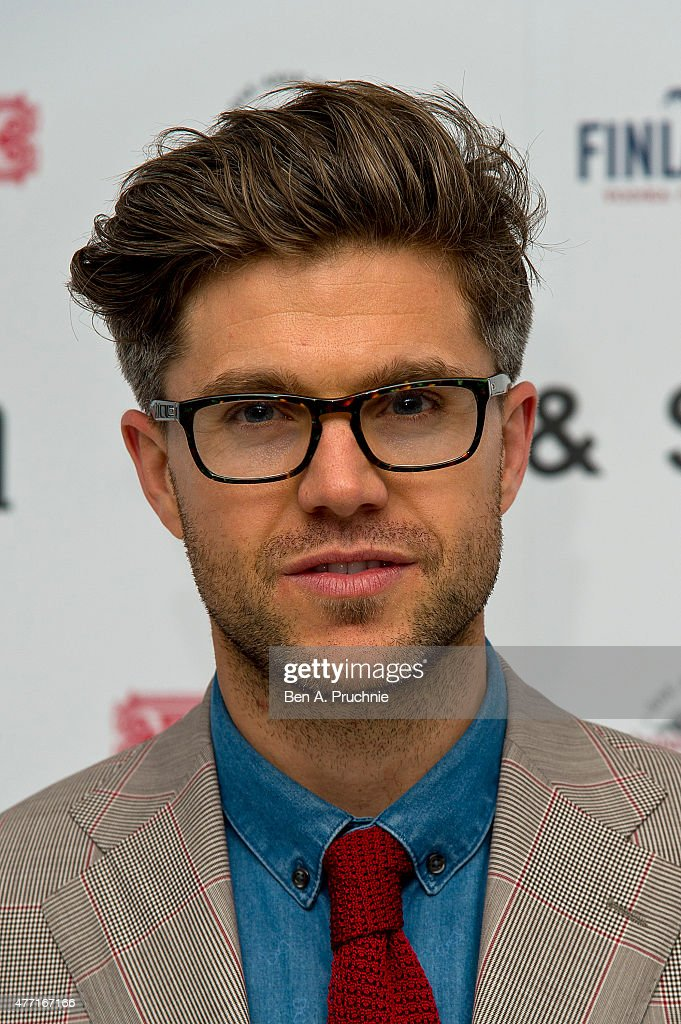 Darrens Kennedy attend the Men's Health X Agi & Sam LCM Party at Radio Bar at the ME Hotel on June 14, 2015 in London, England.