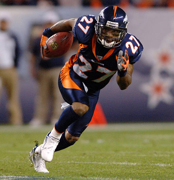 Former Broncos Player Arrested: FORT WORTH, TEXAS--JANUARY 6, 2007