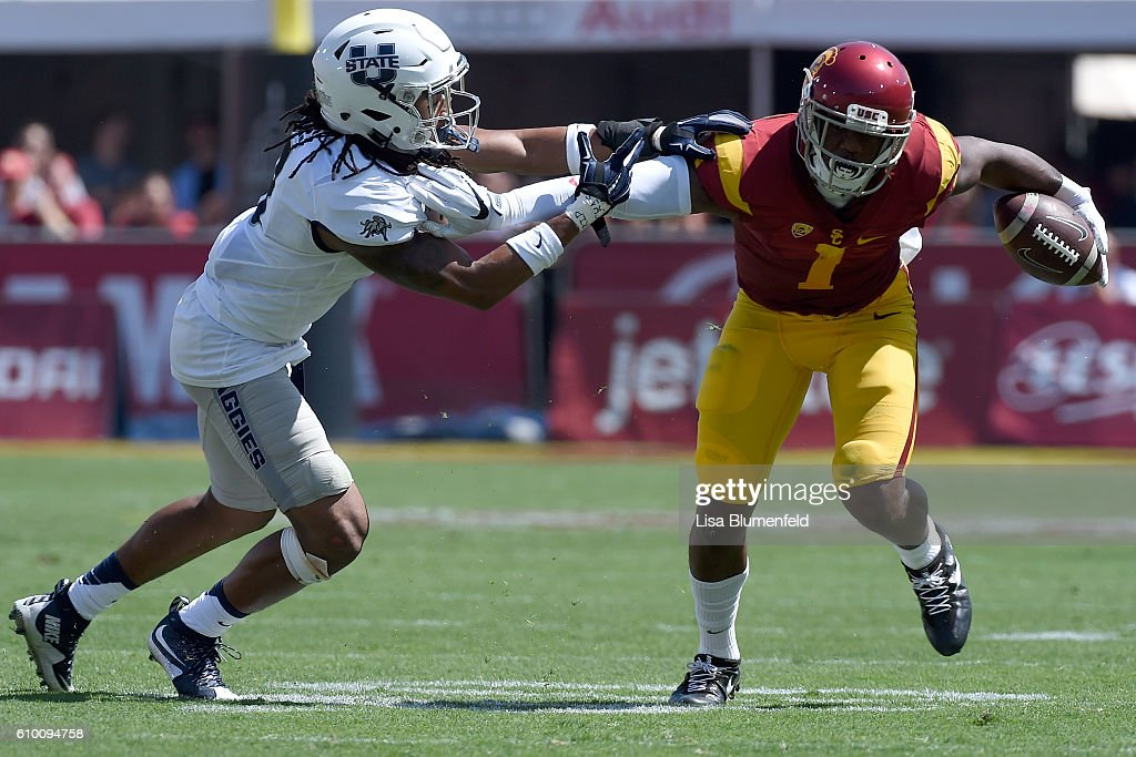 Utah State v USC