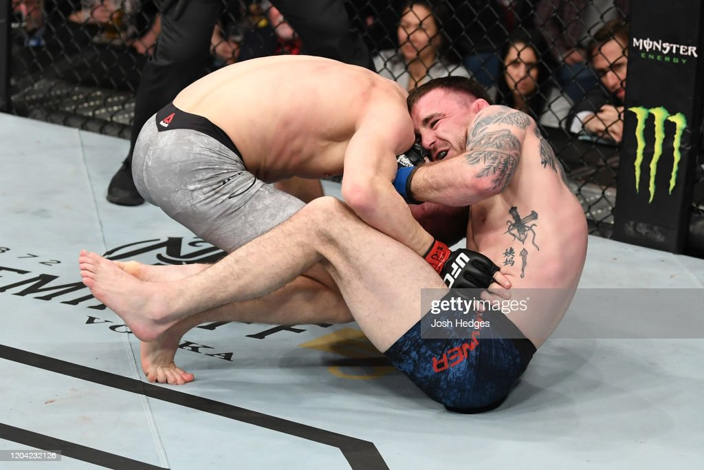 UFC Fight Night: Dawson v Minner : News Photo