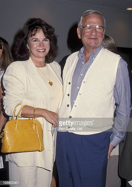 Darrien Earle and Lee Iacocca during It Could Happen to You Los Angeles Premiere at Mann's Bruin Theater in Westwood California United States