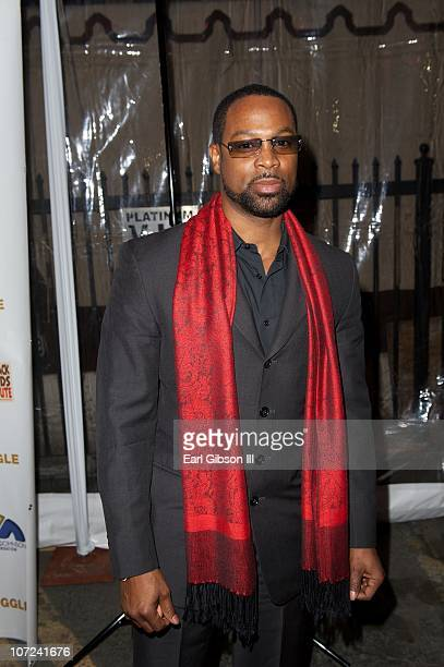 Darrin Dewitt Henson attends the 10th Annual Heroes In The Struggle Gala Concert on December 1 2010 in Hollywood California