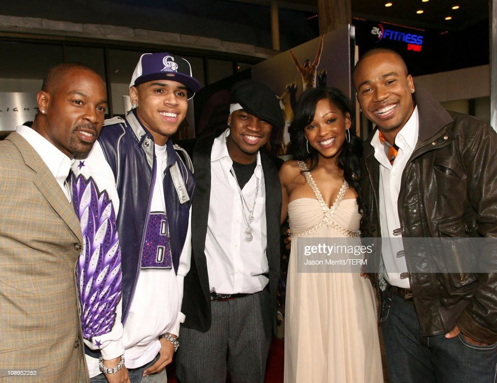 'Stomp The Yard' Premiere - Red Carpet : News Photo. '