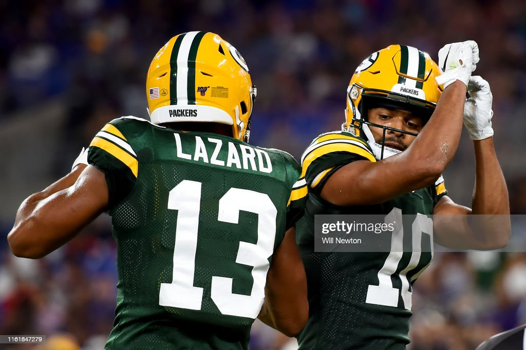 Green Bay Packers v Baltimore Ravens : Nachrichtenfoto