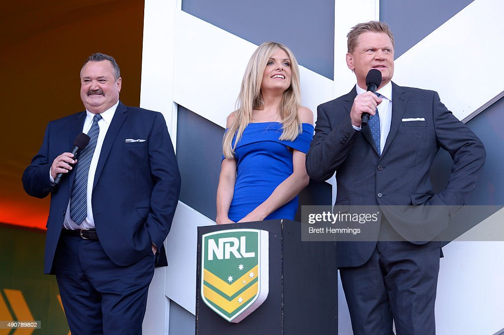 2015 NRL Nation Launch