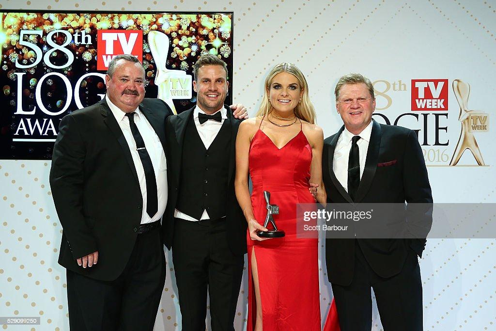 2016 Logie Awards - Awards Room