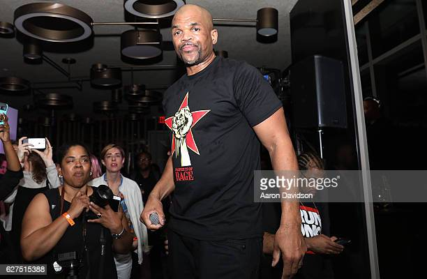 """Darryl """"DMC"""" McDaniels attends An Evening Of Hip Hop With A Performance By Darryl """"DMC"""" McDaniels on December 3, 2016 in Miami, Florida."""