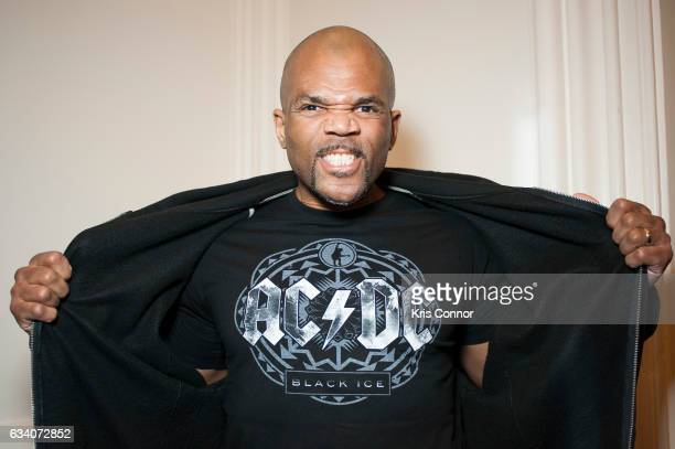 Darryl 'DMC' McDaniels attends the Dreamyard Project Hosts Bronxwide Poetry Slam Finals at Joe's Pub on February 6 2017 in New York City