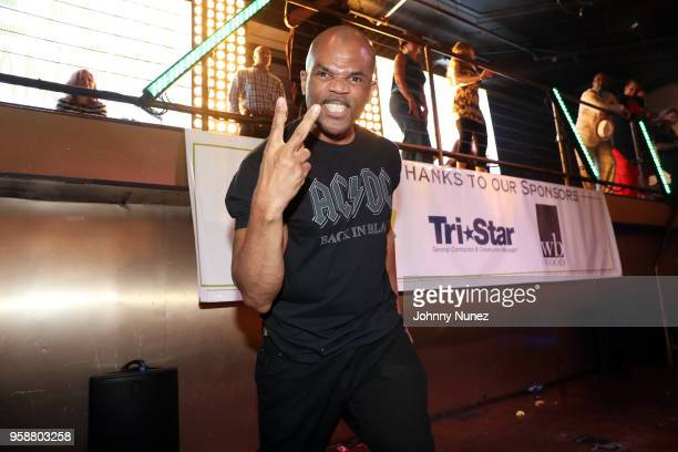 Darryl 'DMC' McDaniels attends The Felix Organization's 2018 Dance This Way Benefit at Arena on May 14 2018 in New York City