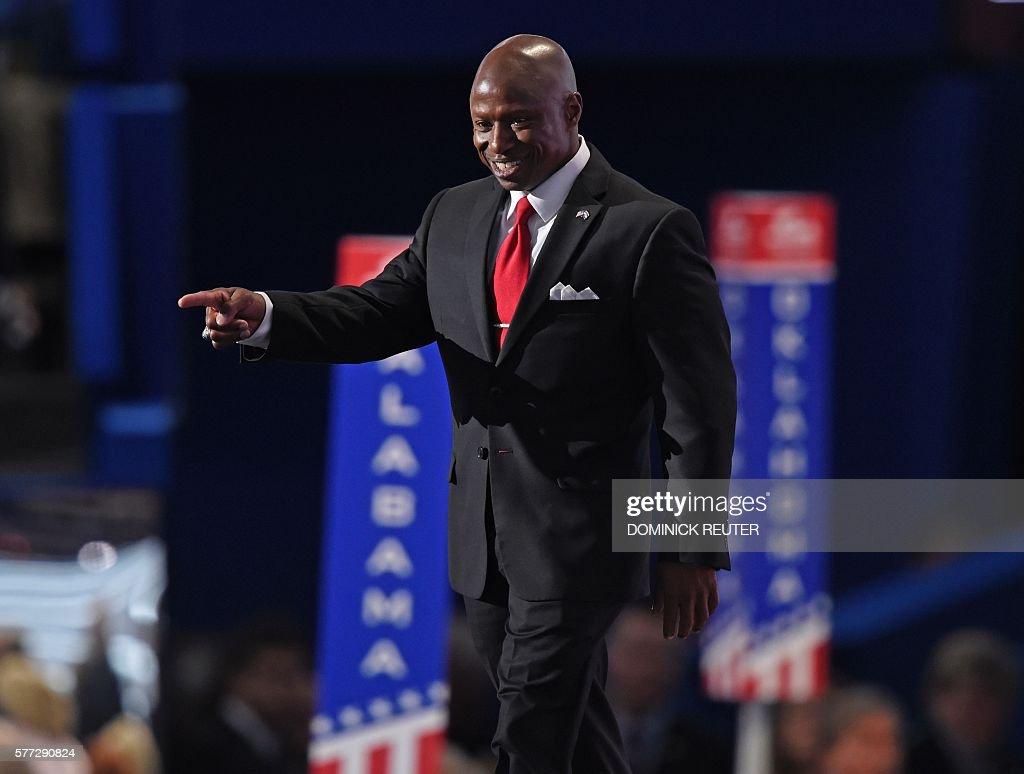 US-VOTE-REPUBLICANS-CONVENTION : News Photo