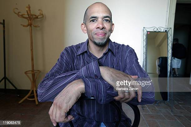 Darryl Hall poses at a portrait session at Teatro Pavone during Umbria Jazz Festival on July 14 2011 in Perugia Italy
