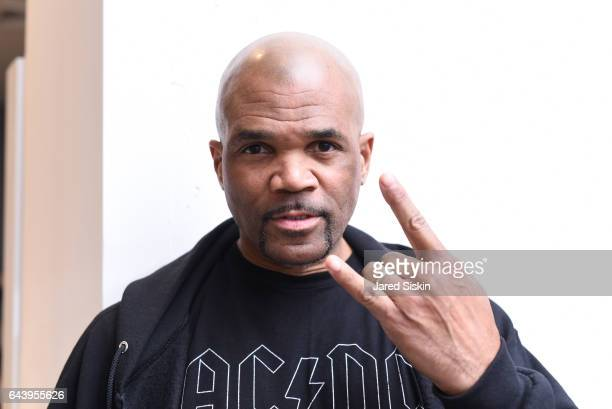 Darryl McDaniels attends Niki and Shaokao Cheng Present Dson McDaniels at Calligaris on February 22 2017 in New York City