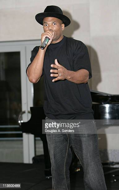"""Darryl McDaniels during """"Children Uniting Nations Second Annual National Conference"""" at Woodrow Wilson International Center for Scholars in..."""