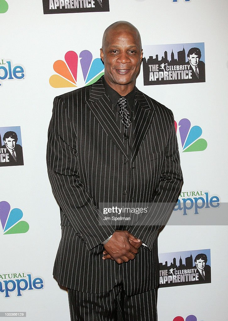 Darryl Strawberry attends 'The Celebrity Apprentice' Season 3 finale after party at the Trump SoHo on May 23, 2010 in New York City.