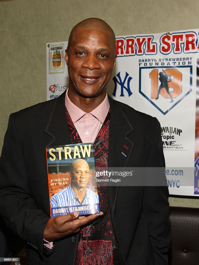 "Darryl Strawberry's ""Straw: Finding My Way"" Book Release Party"