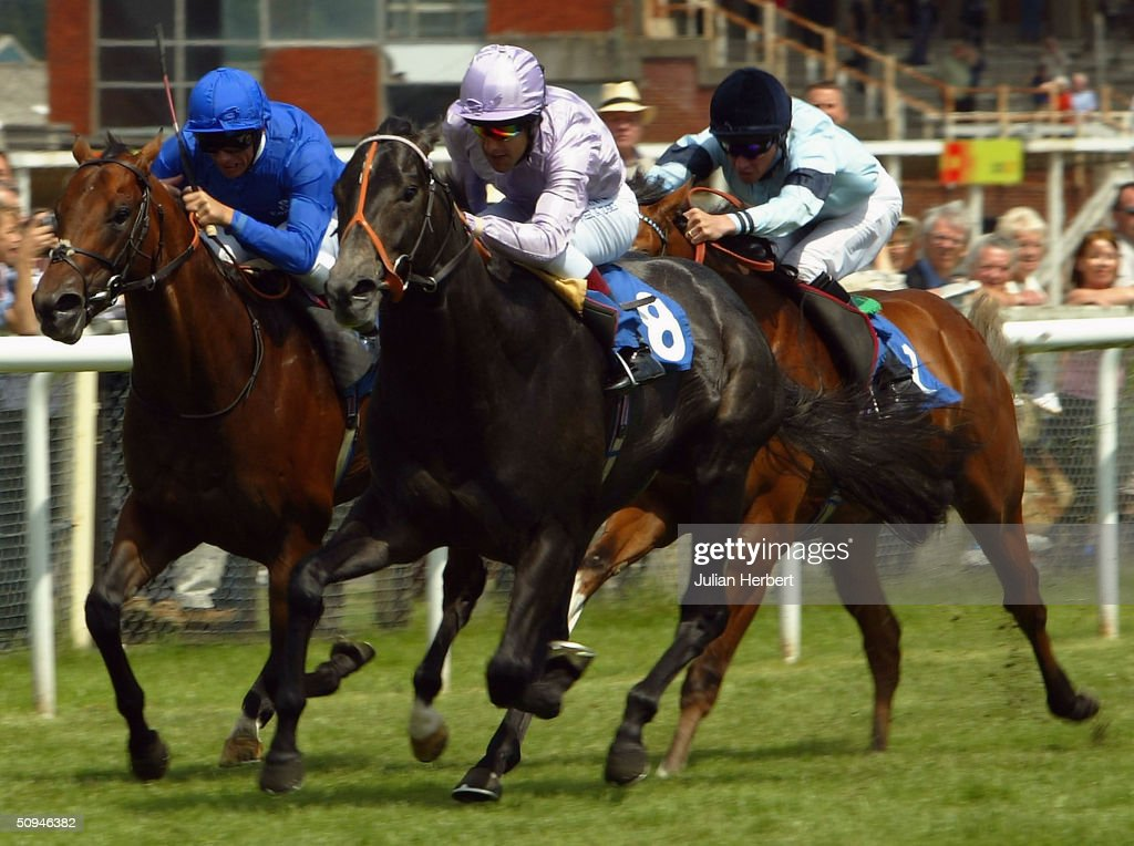 The Rectangle Group Maiden Stakes : News Photo