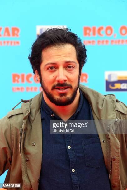 Darsteller Fahri Yardim 'Rico Oscar und der Diebstahlstein' im Kino Zoo Palast in Berlin Datum