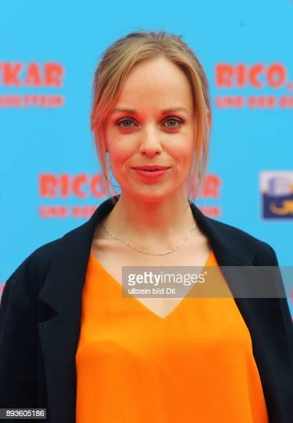 Darstellerin Friederike Kempter 'Rico Oscar und der Diebstahlstein' im Kino ZooPalast in Berlin Datum