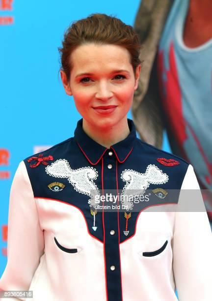 Darstellerin Karoline Herfurth 'Rico Oscar und der Diebstahlstein' im Kino ZooPalast in Berlin Datum