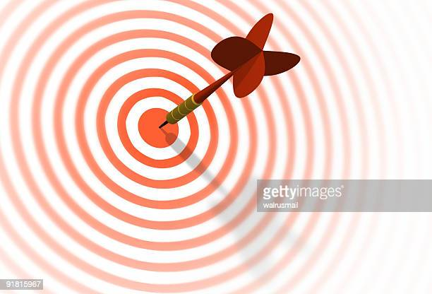 dart & target - aiming stock pictures, royalty-free photos & images