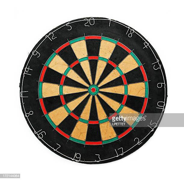 dart board - dartboard stock pictures, royalty-free photos & images