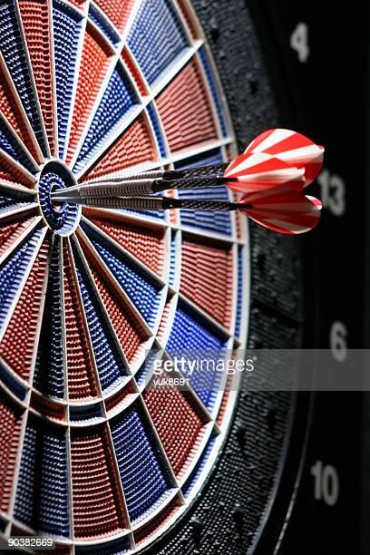 dart game detail - point scoring stock pictures, royalty-free photos & images