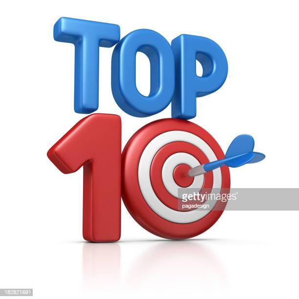 TOP 10 dart