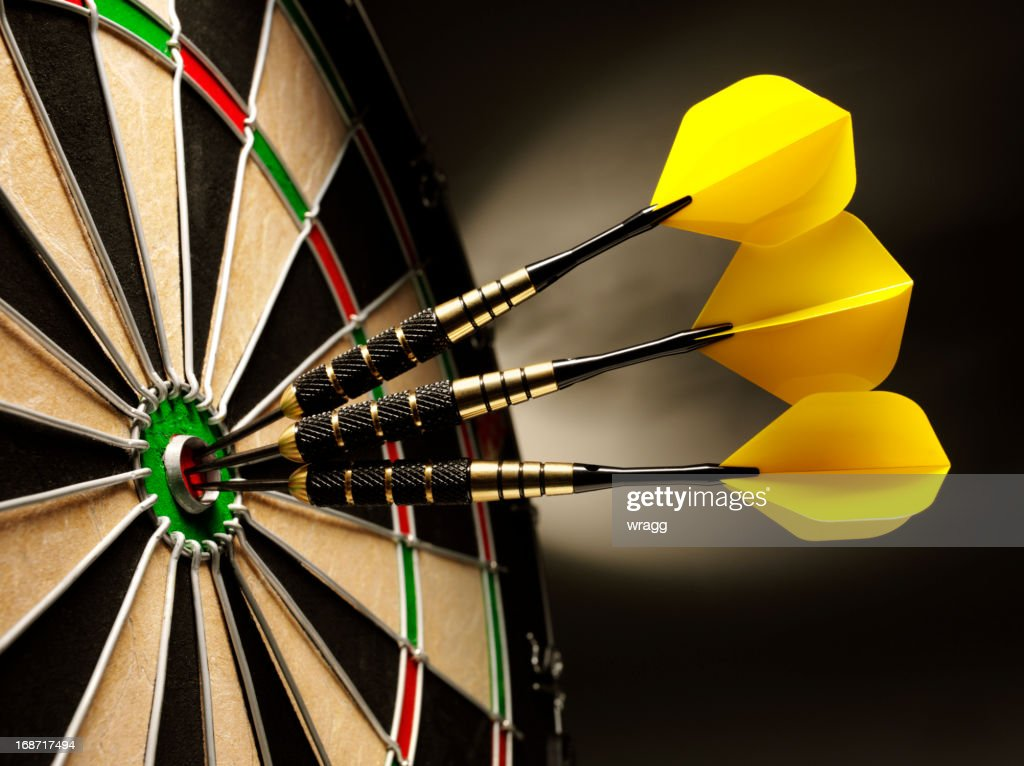 Dartboard Stock Photos And Pictures