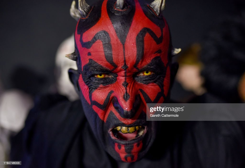 "European Premiere of ""Star Wars: The Rise of Skywalker"" : News Photo"