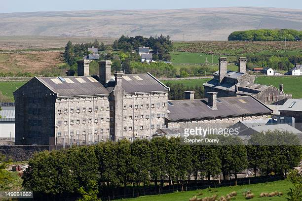 Dartmoor Prison, Princetown, Devon, UK
