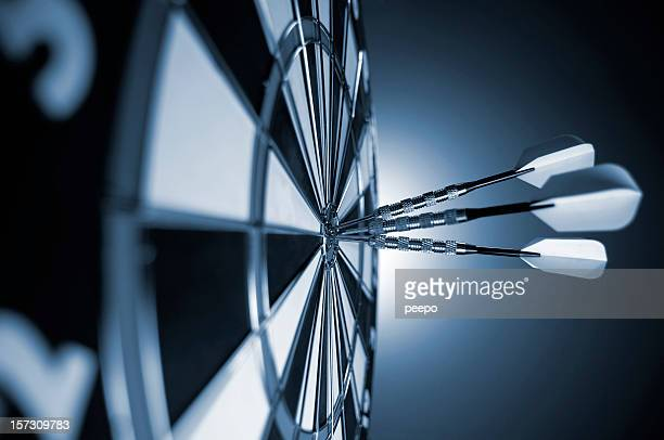 darts - sports target stock photos and pictures
