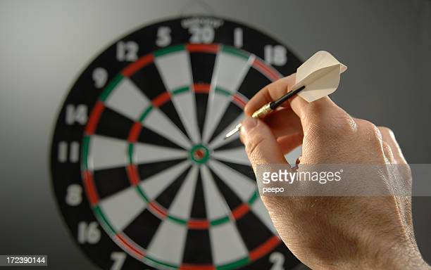 darts series - darts stock pictures, royalty-free photos & images