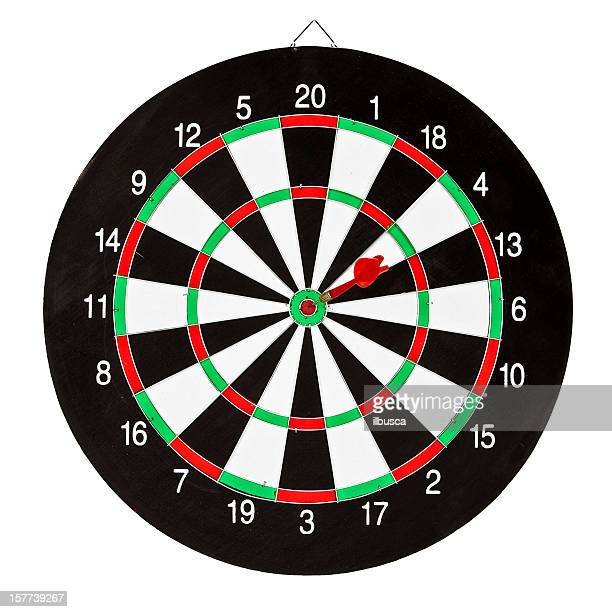 darts target concept: win - dartboard stock pictures, royalty-free photos & images