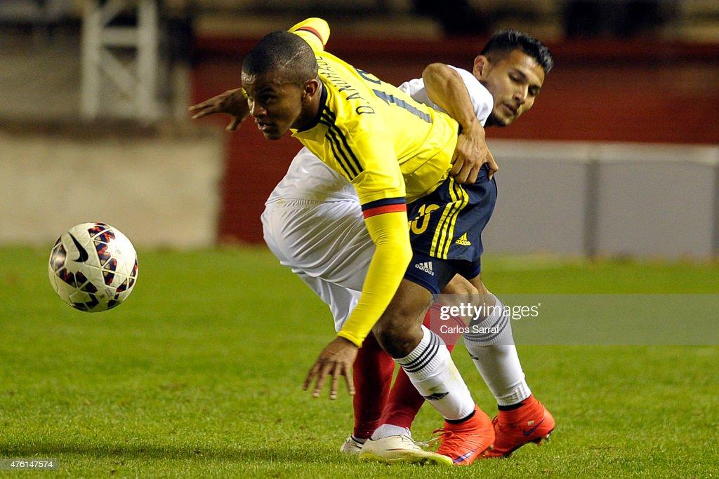 Colombia v Costa Rica - International Friendly : News Photo