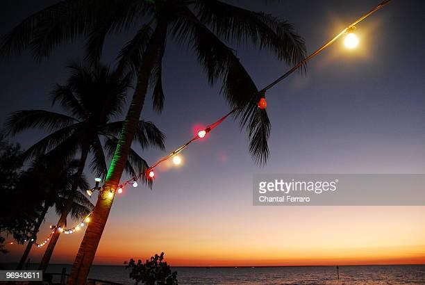 Darwin coast in the evening