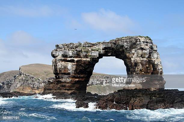Darwin island, Arch, Galapagos islands