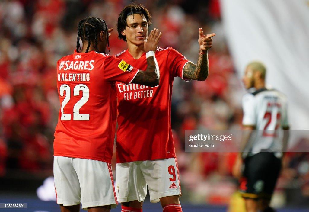 SL Benfica v Boavista FC - Liga Bwin : News Photo