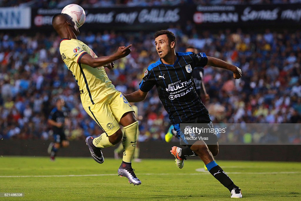 Queretaro v America - Clausura 2016 Liga MX