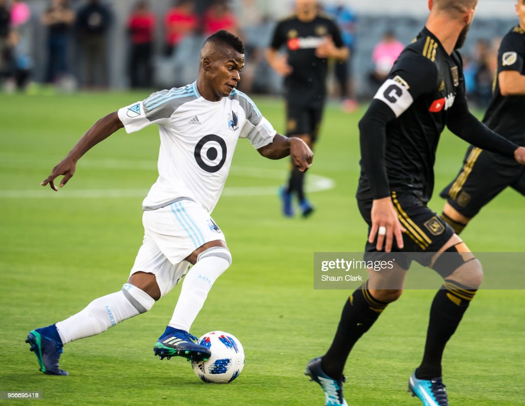 MLS Soccer - Los Angeles FC v Minnesota United : News Photo