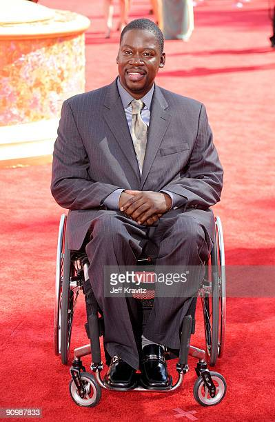 Daryl 'Chill' Mitchell arrives at the 61st Primetime Emmy Awards held at the Nokia Theatre on September 20 2009 in Los Angeles California