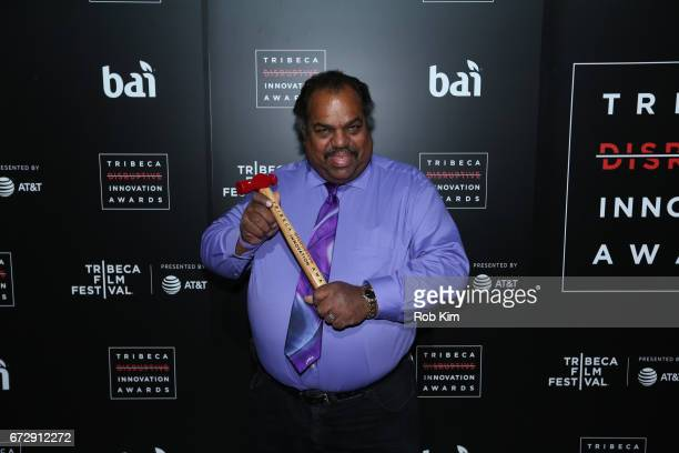 Daryl Davis attends the TDI Awards during the 2017 Tribeca Film Festival at Spring Studios on April 25 2017 in New York City
