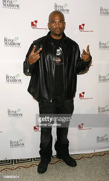 """Daryl """"DMC"""" McDaniels during """"Links For Life"""" Gala to benefit DKMS and The Bone Marrow Foundation with special performance by Rihanna at Capitale in..."""