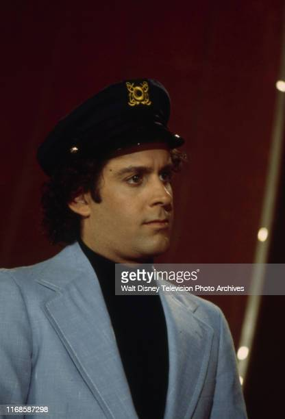 Daryl Dragon, The Captain and Tennille hosting the ABC tv series 'The Captain and Tennille'.