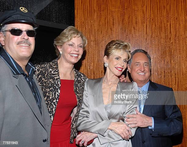 Daryl Dragon,Toni Tennille , Leba Sedaka and Neil Sedaka attend the after party for Neil Sekada Celebrates 50 Years of Hits at Rose Hall Lincoln...