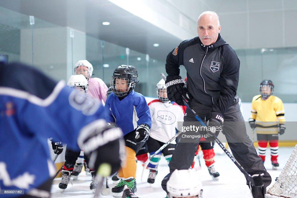 2017 NHL China Games - Day 2