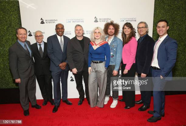 Daryl Friedman Chief Industry Gov't Member Relations Officer Recording Academy Michael Kushner General Counsel Executive VP Business Legal Affiars at...
